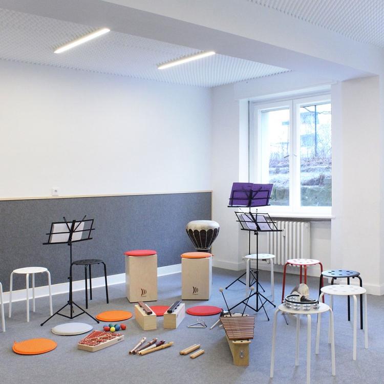 Raum für Musik